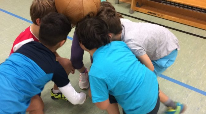 Kooperation im Sport