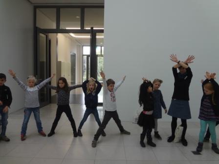 A wie Arm – Besuch der Hamburger Kunsthalle