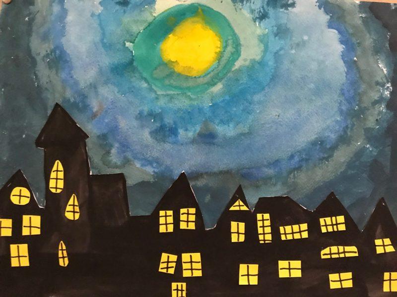 Galerie Kunst Malen Und Zeichnen Schule Ratsmuhlendamm