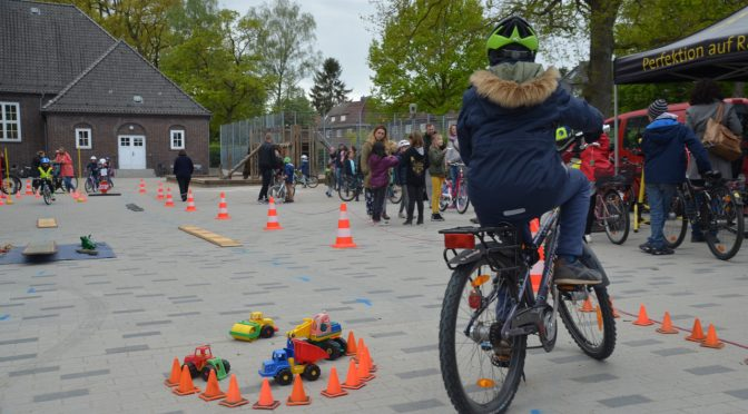 Fahrrad Aktionstag Nachlese