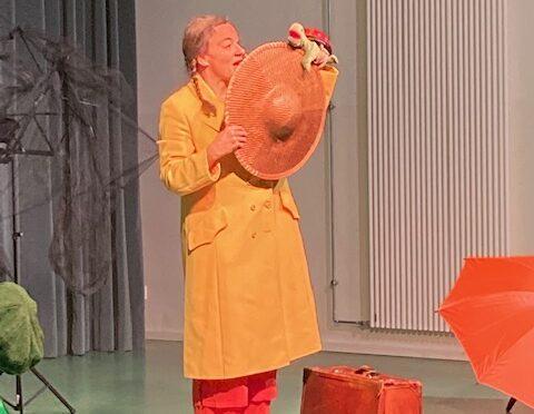 Theater in der Schule Ratsmühlendamm